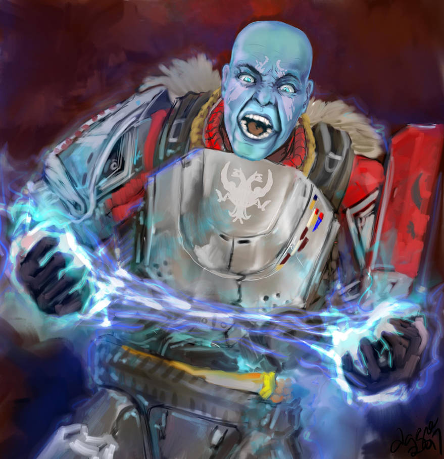 Commander Zavala from Destiny