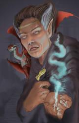 The Elven Enchanter