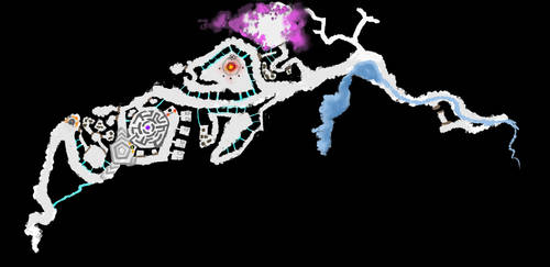 Under the druid ring map 3
