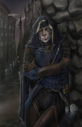 Dungeons and Dragons Rogue