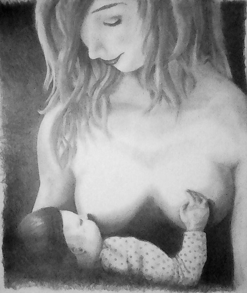 Mother-and-Child by bonsaimannetjie