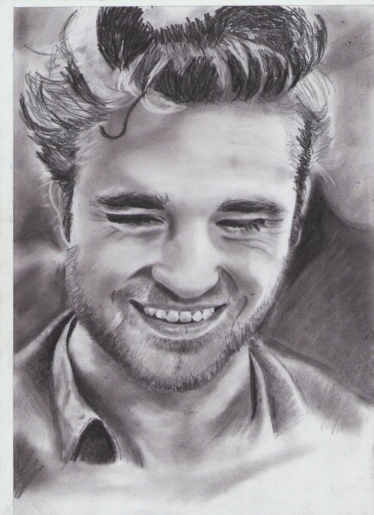Robert Pattinson WIP by MelieseReidMusic