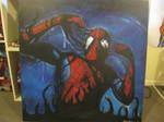 Spider-Man Painting