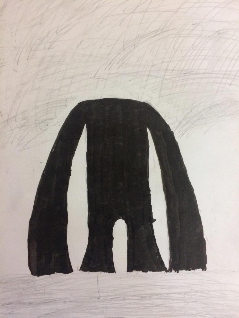 Dark Colossus by Thaxann