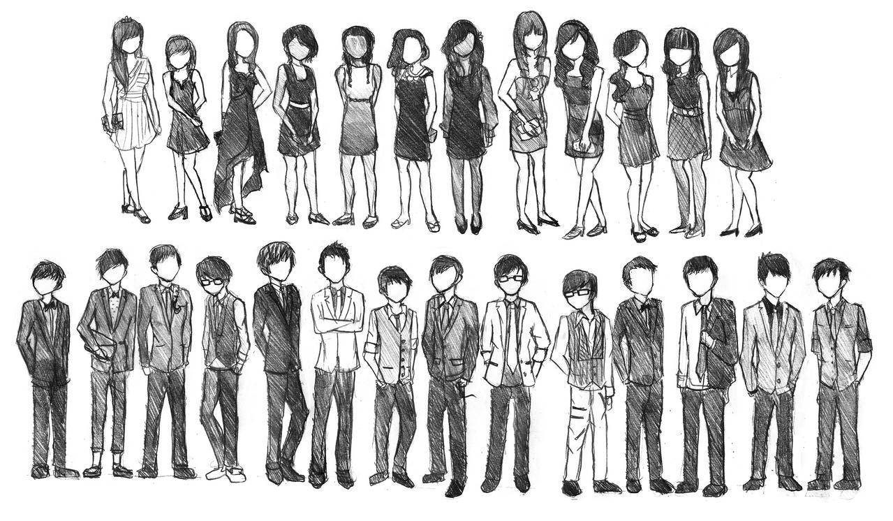 how to look cool in school uniform guys