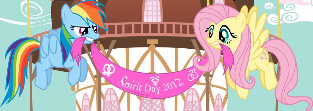 Spirit day by Sammy181