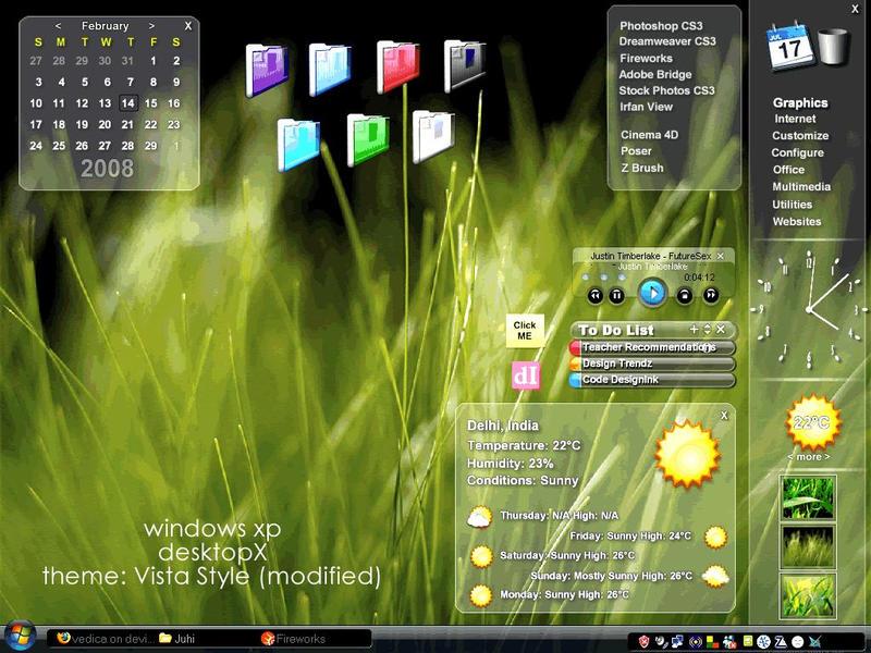 Vista vs XP by vedica