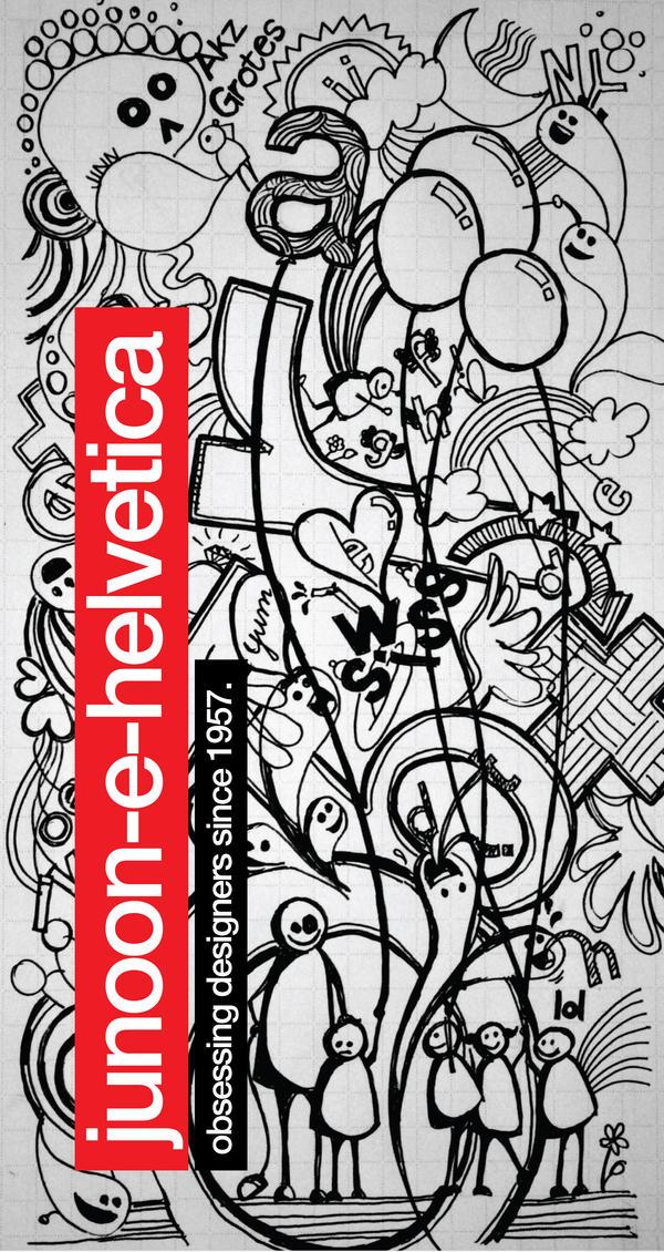 Junoon-e-Helvetica by vedica