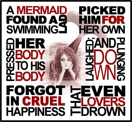 The Mermaid by vedica