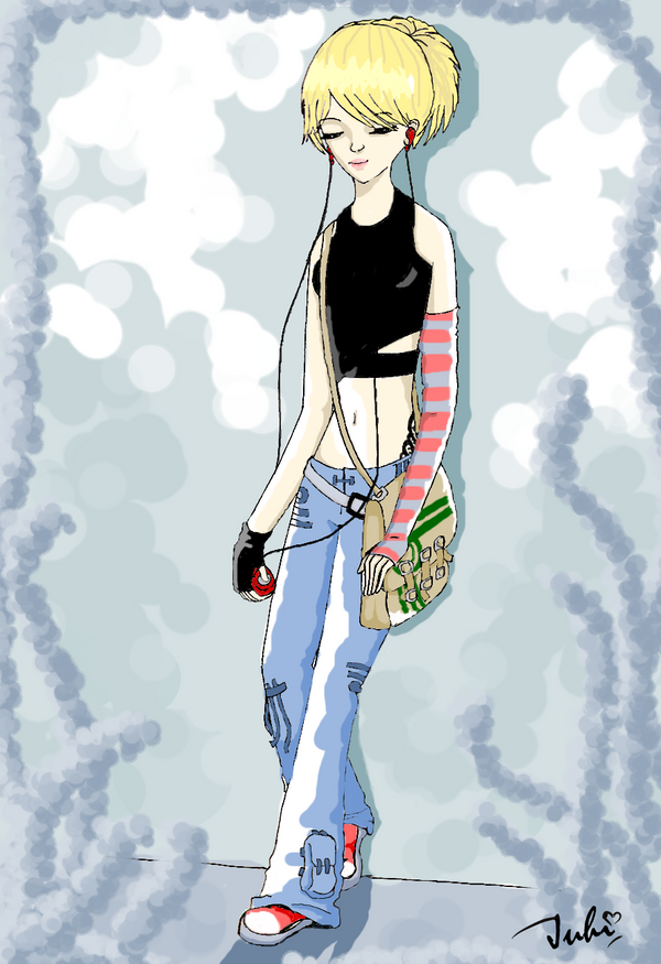 Fashion From The Streets by vedica