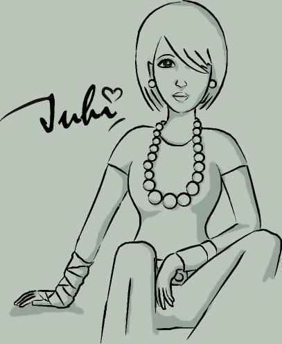 ID: Juhi by vedica