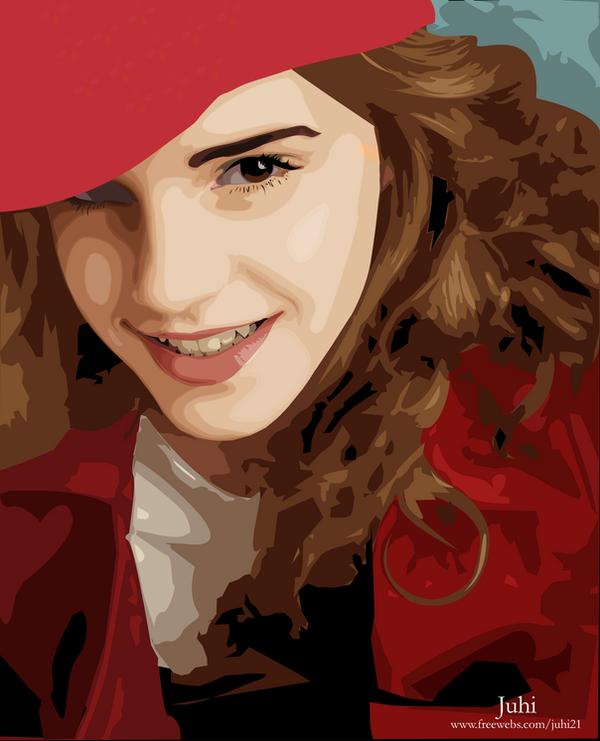 Emma Watson by vedica