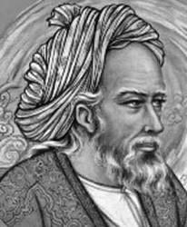 Omer Hayyam - Omar Khayyam by fiyonk14