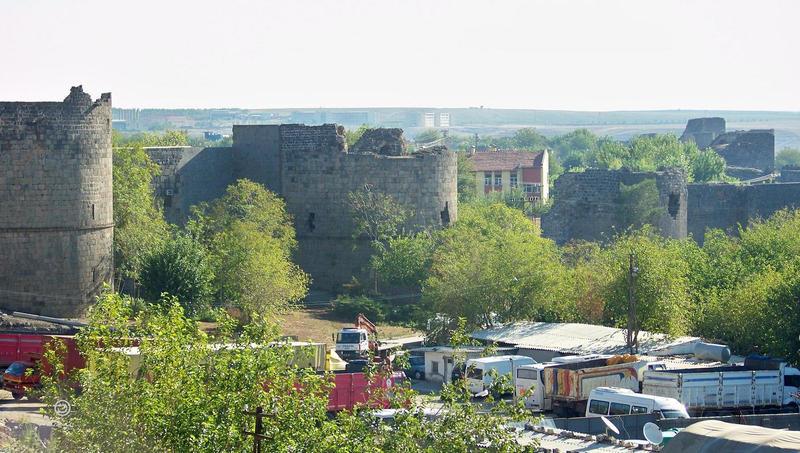 Diyarbakir Kalesi. by fiyonk14
