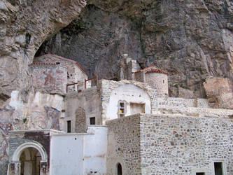 Sumela Monastery 3 by fiyonk14
