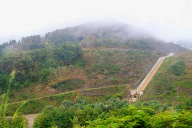 Erfelek Dam - Erfelek Baraji by fiyonk14