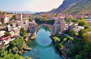 Mostar by fiyonk14