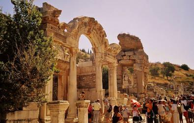 Ephesos / Efes -5 by fiyonk14