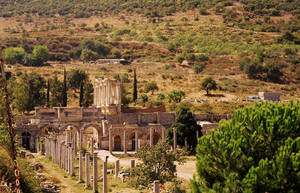 Ephesos / Efes, Selcuk - Izmir by fiyonk14