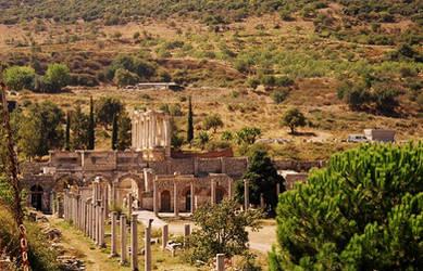 Ephesos / Efes, Selcuk - Izmir