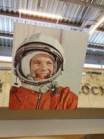 Yuri Gagarin by fiyonk14