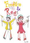 Freddie and Regi with Peter Freestone by LvKO-King