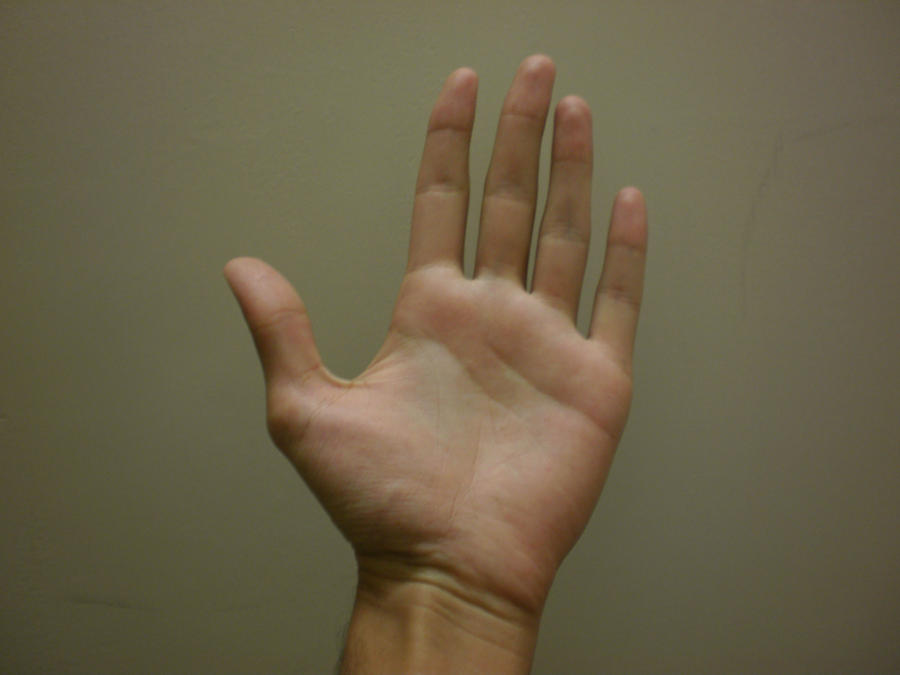 Hand by MrHighsky