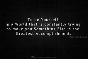 Accomplishment by MrHighsky