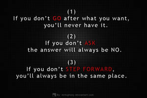 3 Simple Rules by MrHighsky