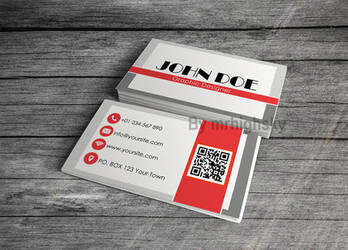 Business card 08 by MrHighsky