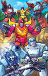 Autobot Target Masters
