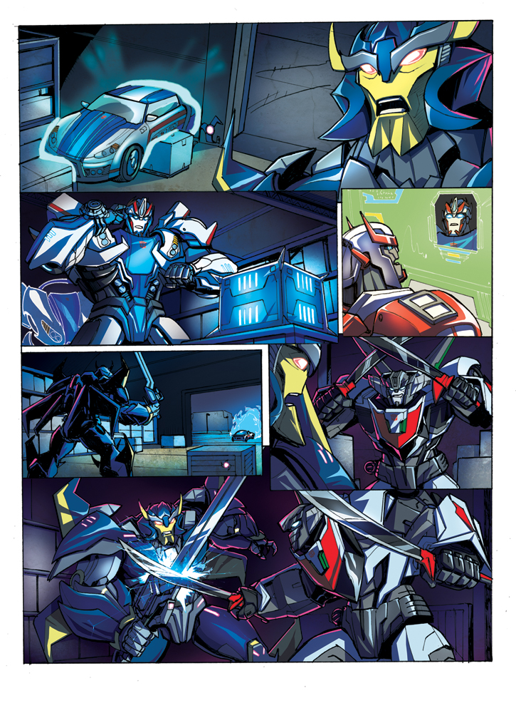 TF: Prime The Perfect Trap page 3 by ZeroMayhem