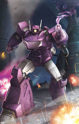 Shockwave: Transformers