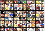 Super Smash Bros Ultimate Roster Prediction