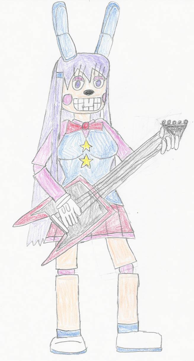 FNatLC: Rockstar Yuri by SuperMario643DS on DeviantArt