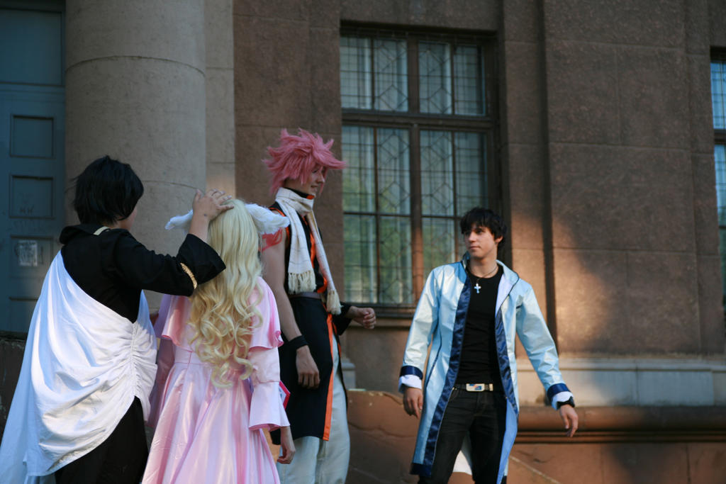 Fairy tail cosplay - M...