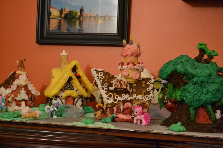 Sugarcube Corner and Surroundings by Liebatron