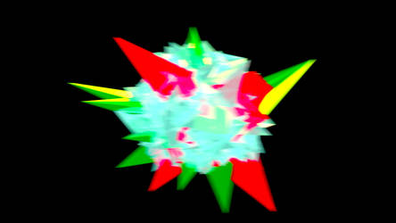 Fractal crystal is fractal
