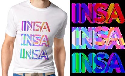 Concours INSA Shop Lyon - Perspectively multicolor
