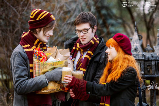Holiday in the Hogsmeade