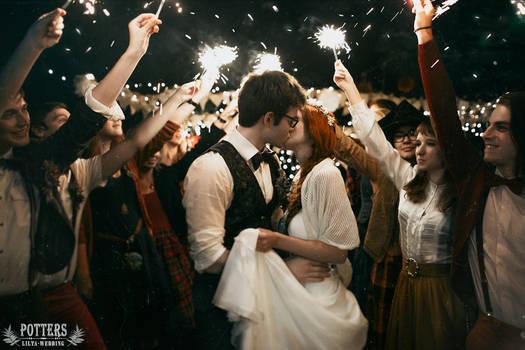 Potters wedding