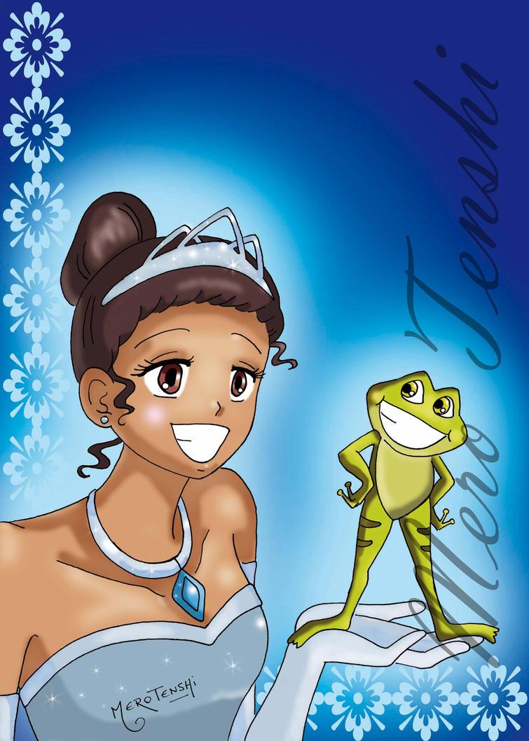 Princesa sapo by merotenshi on deviantart - Sapos y princesas valencia ...