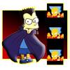 Vampire Bart by creativemee
