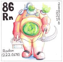Elememt Radon by Jonishan