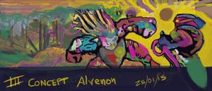 Concetp Art 3 Alvenon