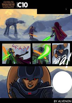 Starwars comic page 2