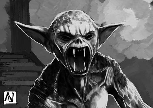 Elder Scrolls Online Monster