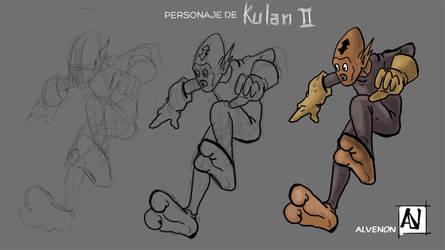 character KULAN II n1