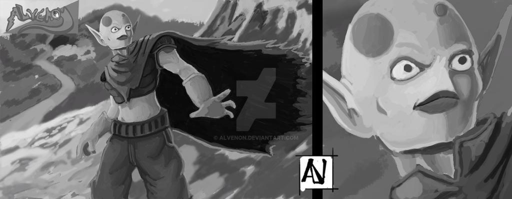 skecth KIglen 1 Proyect Alvenon #5 by alvenon