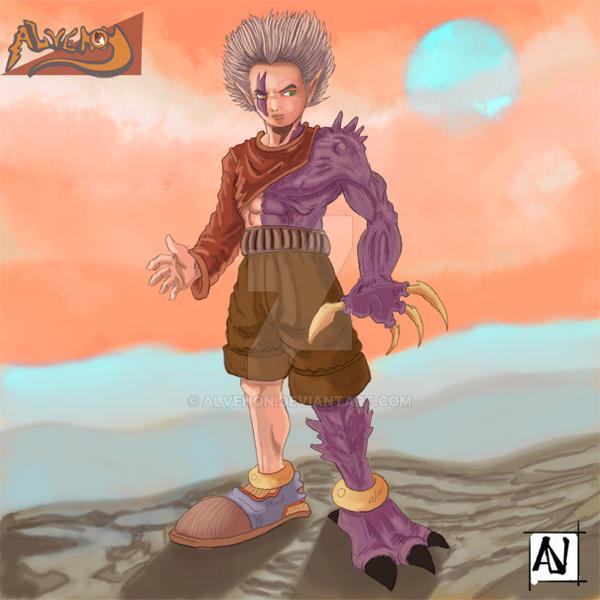 skecth Gia 1 Proyect Alvenon #10 by alvenon